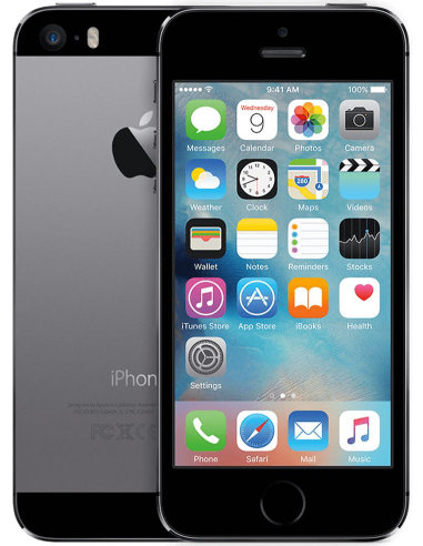Apple iPhone 5S 64GB Space Gray...