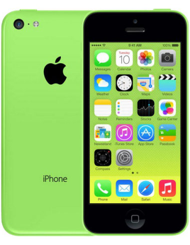 Apple iPhone 5C 16GB Green (Zielony)