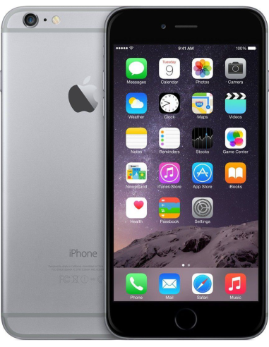 Apple iPhone 6 16GB Space Gray...