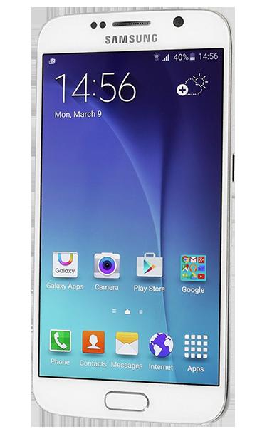 Samsung S6 White Pearl